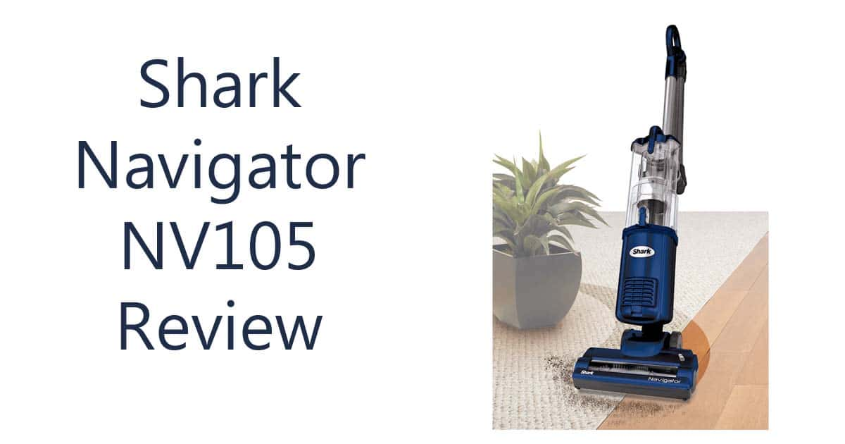Shark Navigator Nv105 Reviewed