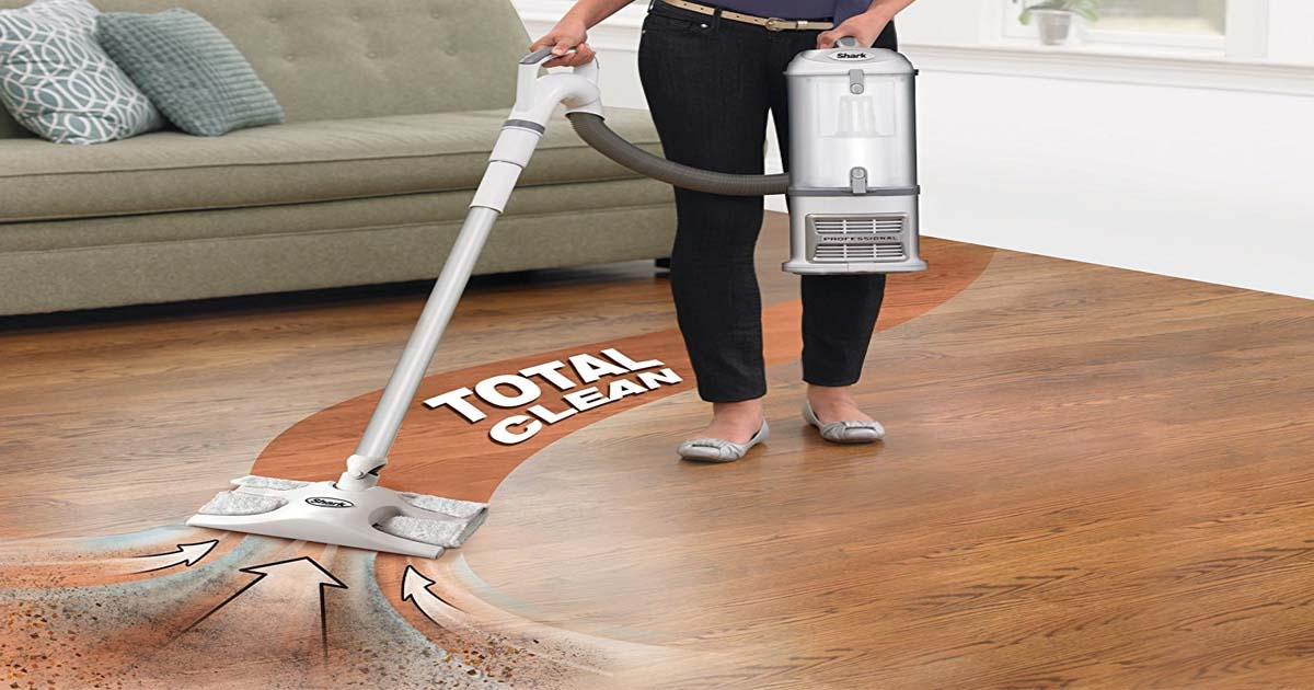 Shark Rotator Professional Lift Away Hardwood Floors