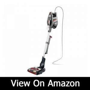 Shark Rocket DuoClean HV382 Ultra-Light Corded Bagless Carpet and Hard Floor with Hand Vacuum, Charcoal