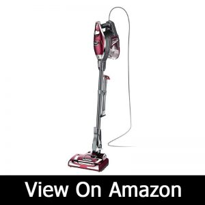 SharkNinja Canister Upright Vacuum, Bordeaux