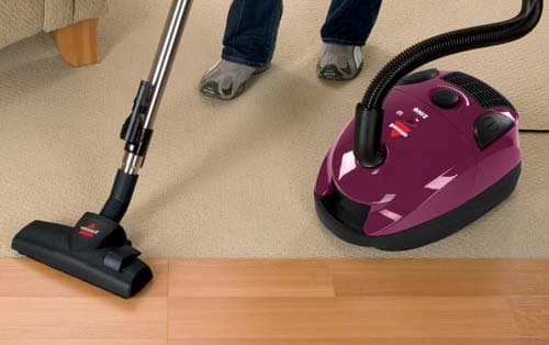 Bissell Zing Bagged Canister Vacuum Review | BISSELL 4122 Corded Canister Vacuum 1