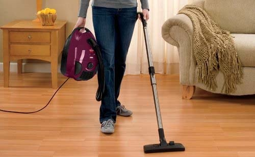 Bissell Zing Bagged Canister Vacuum Review | BISSELL 4122 Corded Canister Vacuum
