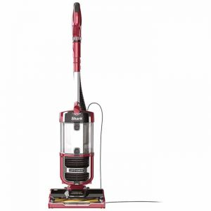 Shark Navigator Upright Vacuum with Lift-Away, Zero-M Anti-Hair Wrap Technology, Anti-Allergen + HEPA Filter and Swivel Steering (ZU561)