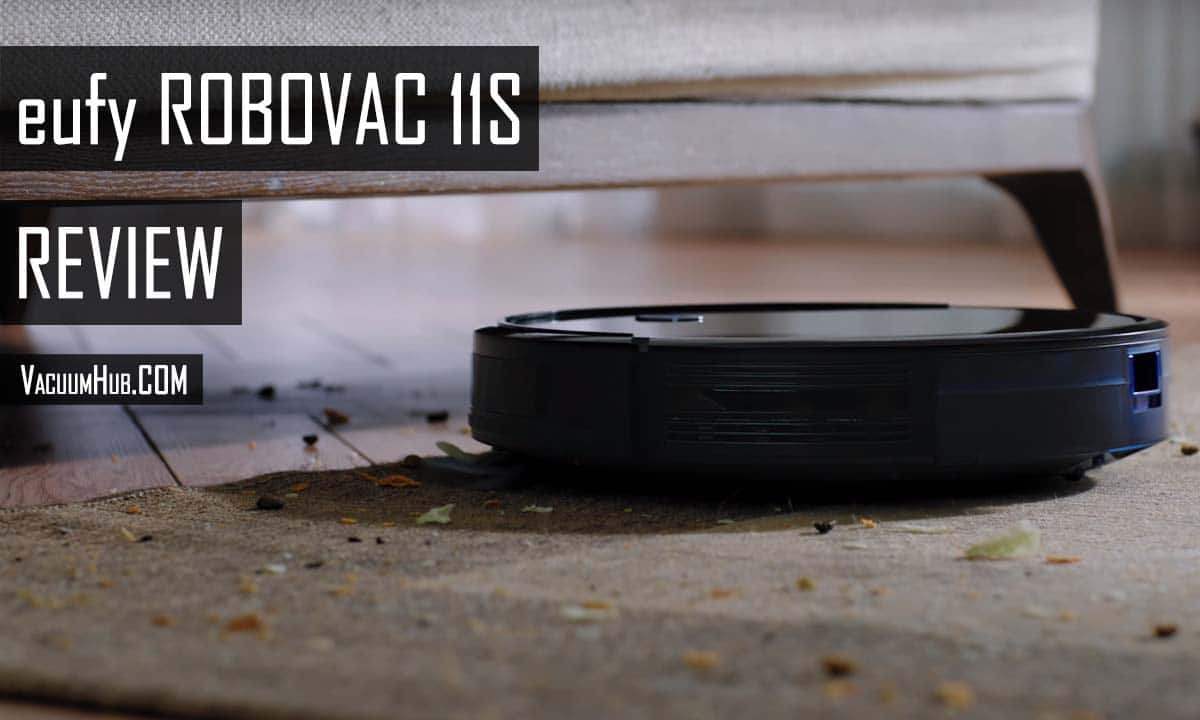 eufy RoboVac 11s Review - Best Slim Robotic Vacuum?