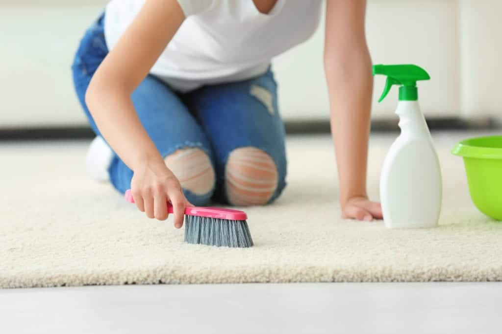 How To Get Gak Out Of Carpet? (Simple Steps) 2
