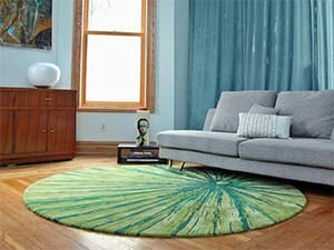 how to keep a rug from sliding diy