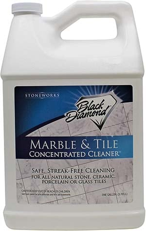 how to remove dried grout from slate tile