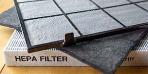 How often should you clean a HEPA filter?